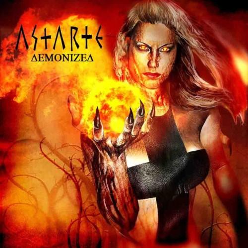 ASTARTE - Demonized cover