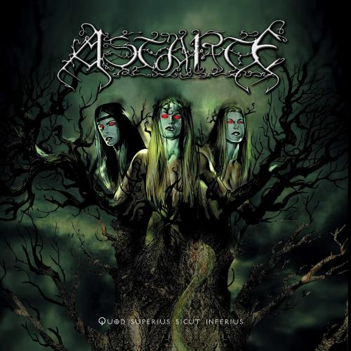 ASTARTE - Quod Superius Sicut Inferius cover