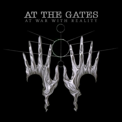 AT THE GATES - At War with Reality cover