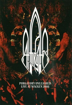 AT THE GATES - Purgatory Unleashed - Live at Wacken 2008 cover