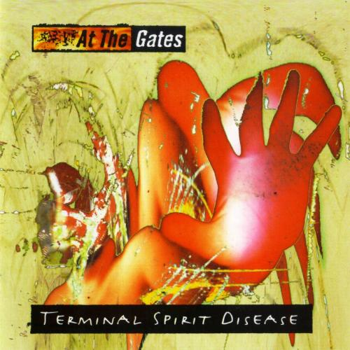 AT THE GATES - Terminal Spirit Disease cover
