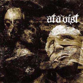 ATAVIST - Atavist cover