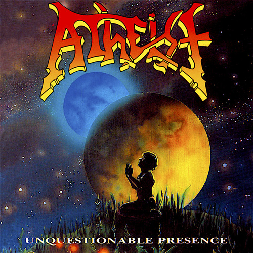 ATHEIST - Unquestionable Presence cover