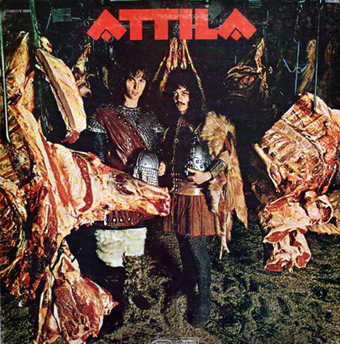 ATTILA - Atilla cover