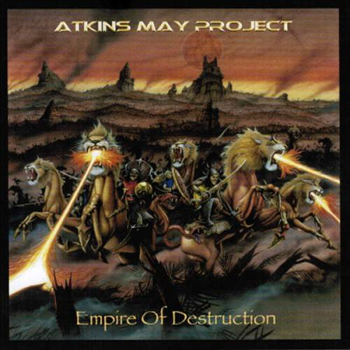 Atkins May Project - Empire of Destruction review at ...