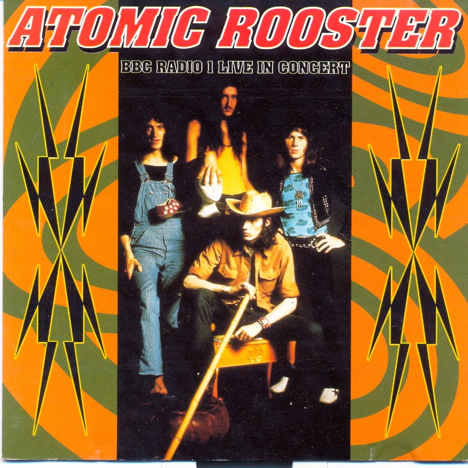 ATOMIC ROOSTER - BBC Radio 1 Live in Concert cover