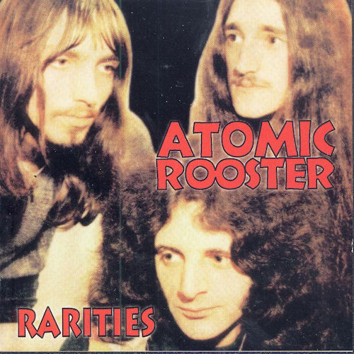 ATOMIC ROOSTER - Rarities cover