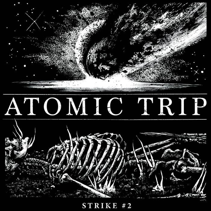 ATOMIC TRIP - Strike #2 cover