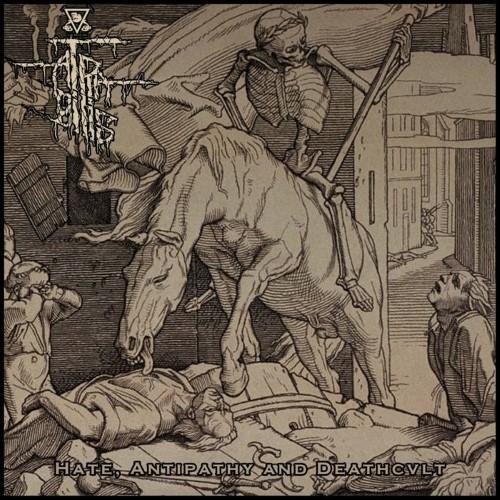 ATRA BILIS - Hate Antipathy and Deathcvlt cover