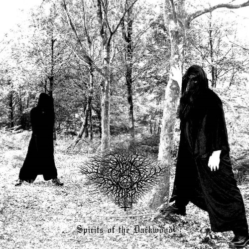 ATRA MORS - Spirits of the Darkwood cover