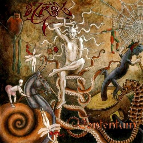 ATROX - Contentum cover