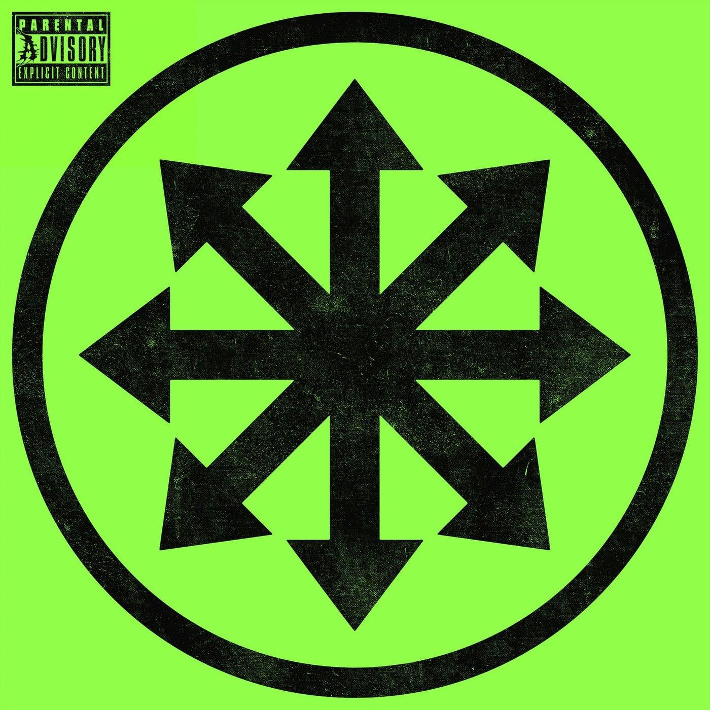 ATTILA - Chaos cover