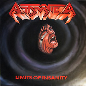 ATTOMICA - Limits of Insanity cover