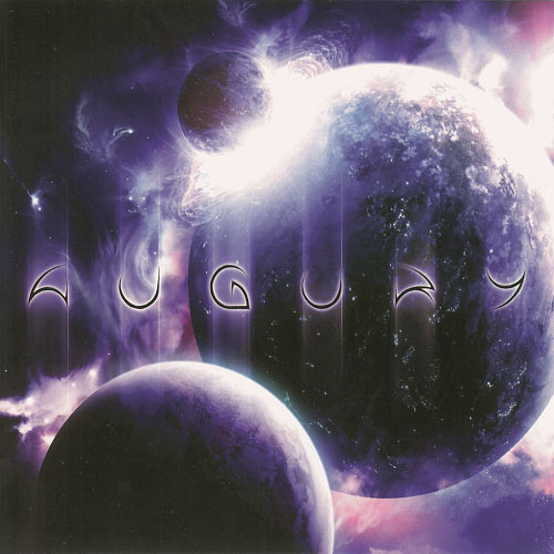 AUGURY - Concealed cover