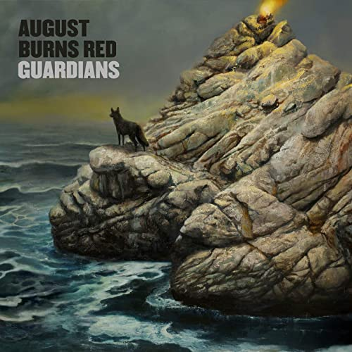 AUGUST BURNS RED - Guardians cover
