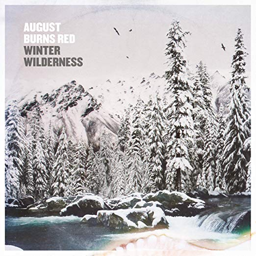 AUGUST BURNS RED - Winter Wilderness cover