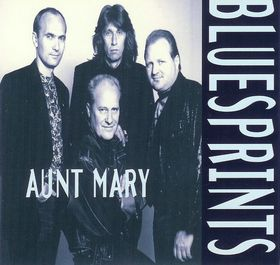 AUNT MARY - Bluesprint cover