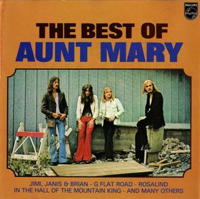 AUNT MARY - The Best Of Aunt Mary cover