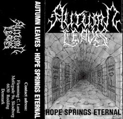 AUTUMN LEAVES - Hope Springs Eternal cover