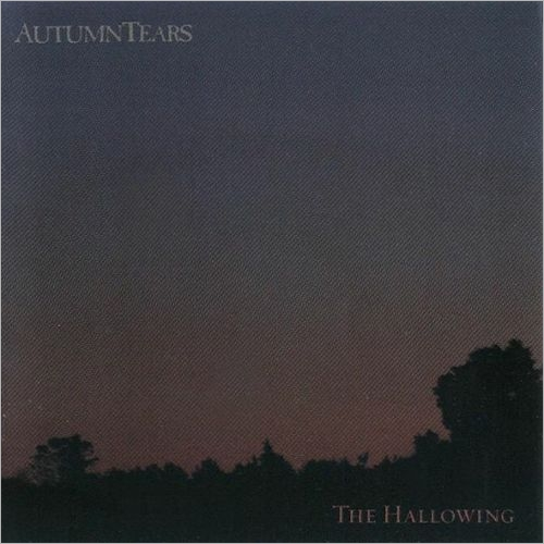 AUTUMN TEARS - The Hallowing cover