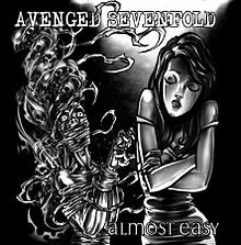 AVENGED SEVENFOLD - Almost Easy cover