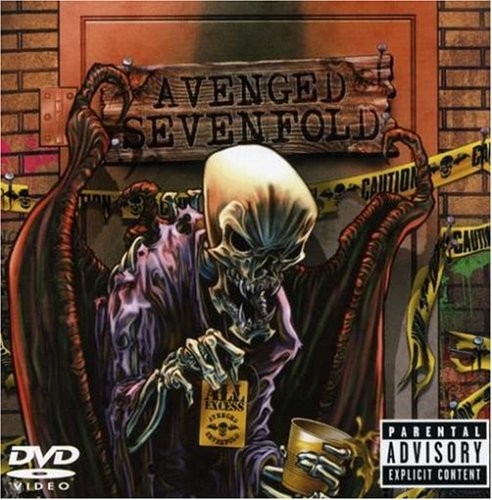 Avenged sevenfold avenged sevenfold all excess reviews and mp3 avenged sevenfold avenged sevenfold all excess cover voltagebd Gallery