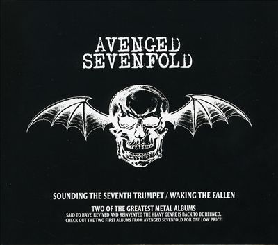 AVENGED SEVENFOLD - Sounding The Seventh Trumpet / Waking The Fallen cover