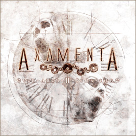 AXAMENTA - Ever-Arch-I-Tech-Ture cover