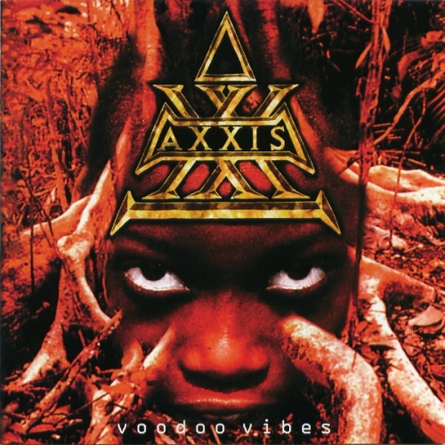 AXXIS - Voodoo Vibes cover