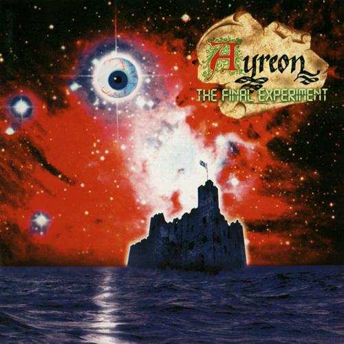 AYREON - The Final Experiment cover