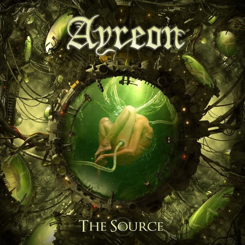 AYREON - The Source cover