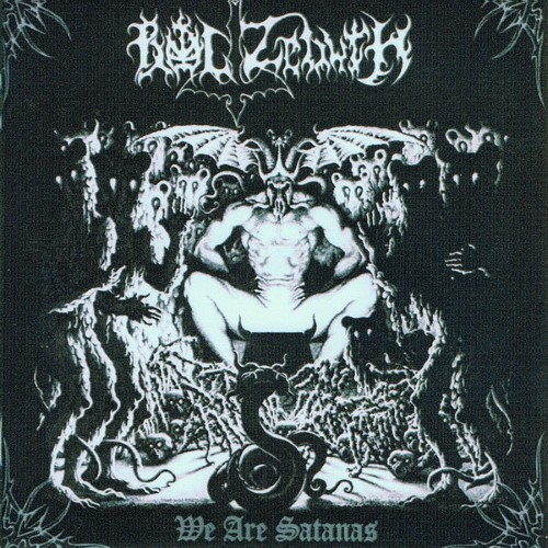 BAAL ZEBUTH - We Are Satanas cover
