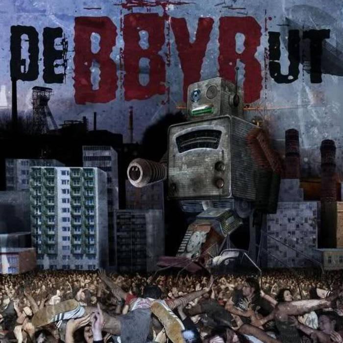 BABAYABA - deBBYBut cover