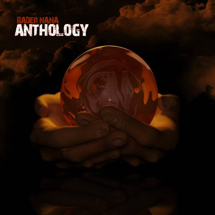 BADER NANA - Anthology cover