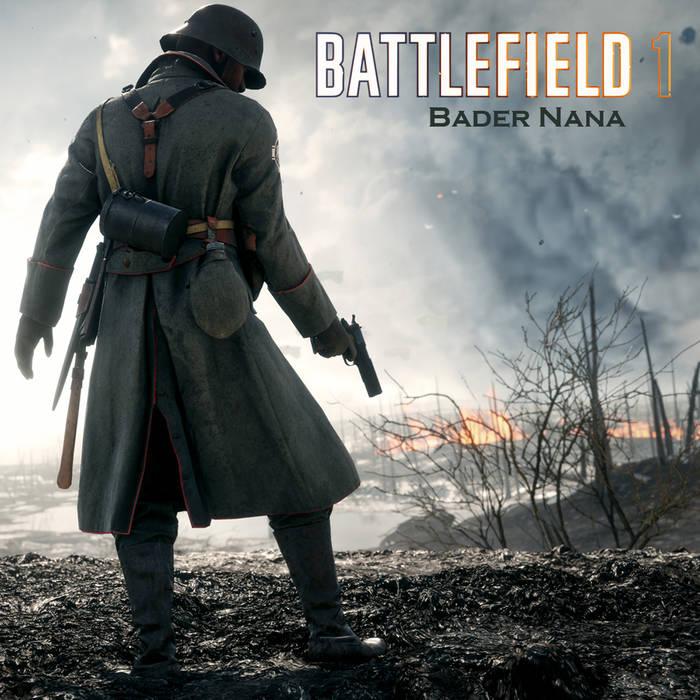 BADER NANA - Battlefield 1 Rock Version cover