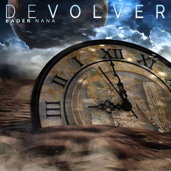 BADER NANA - Devolver cover