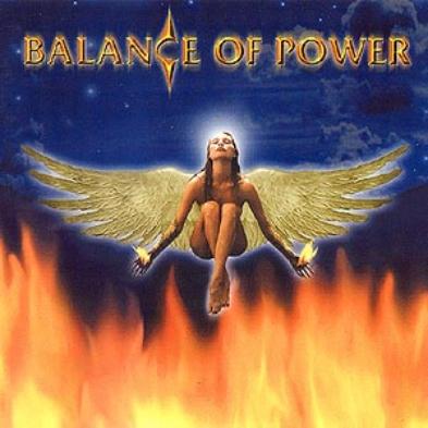BALANCE OF POWER - Perfect Balance cover