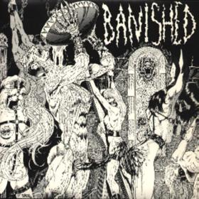 BAPHOMET - Banished cover