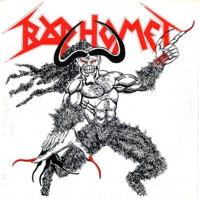 BAPHOMET - Baphomet cover