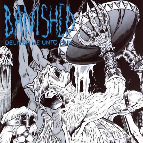 BAPHOMET - Deliver Me Unto Pain cover