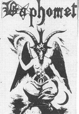 BAPHOMET - Rigor Mortis cover