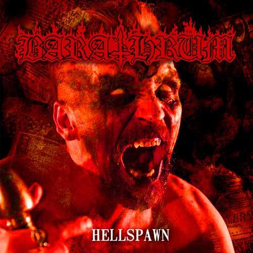 BARATHRUM - Hellspawn cover