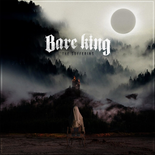 BARE KING - The Suffering cover