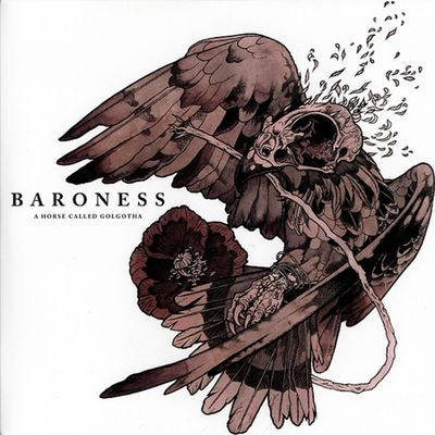 BARONESS - A Horse Called Golgotha cover