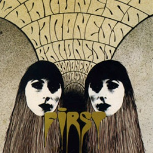 BARONESS - First cover