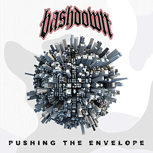 BASHDOWN - Pushing The Envelope cover