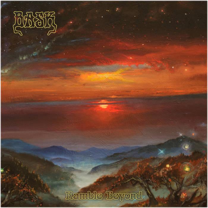 BASK - Ramble Beyond cover