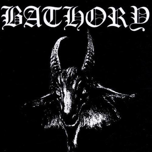BATHORY - Bathory cover