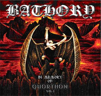BATHORY - In Memory of Quorthon, Volume I cover