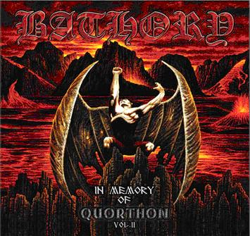 BATHORY - In Memory of Quorthon, Volume II cover